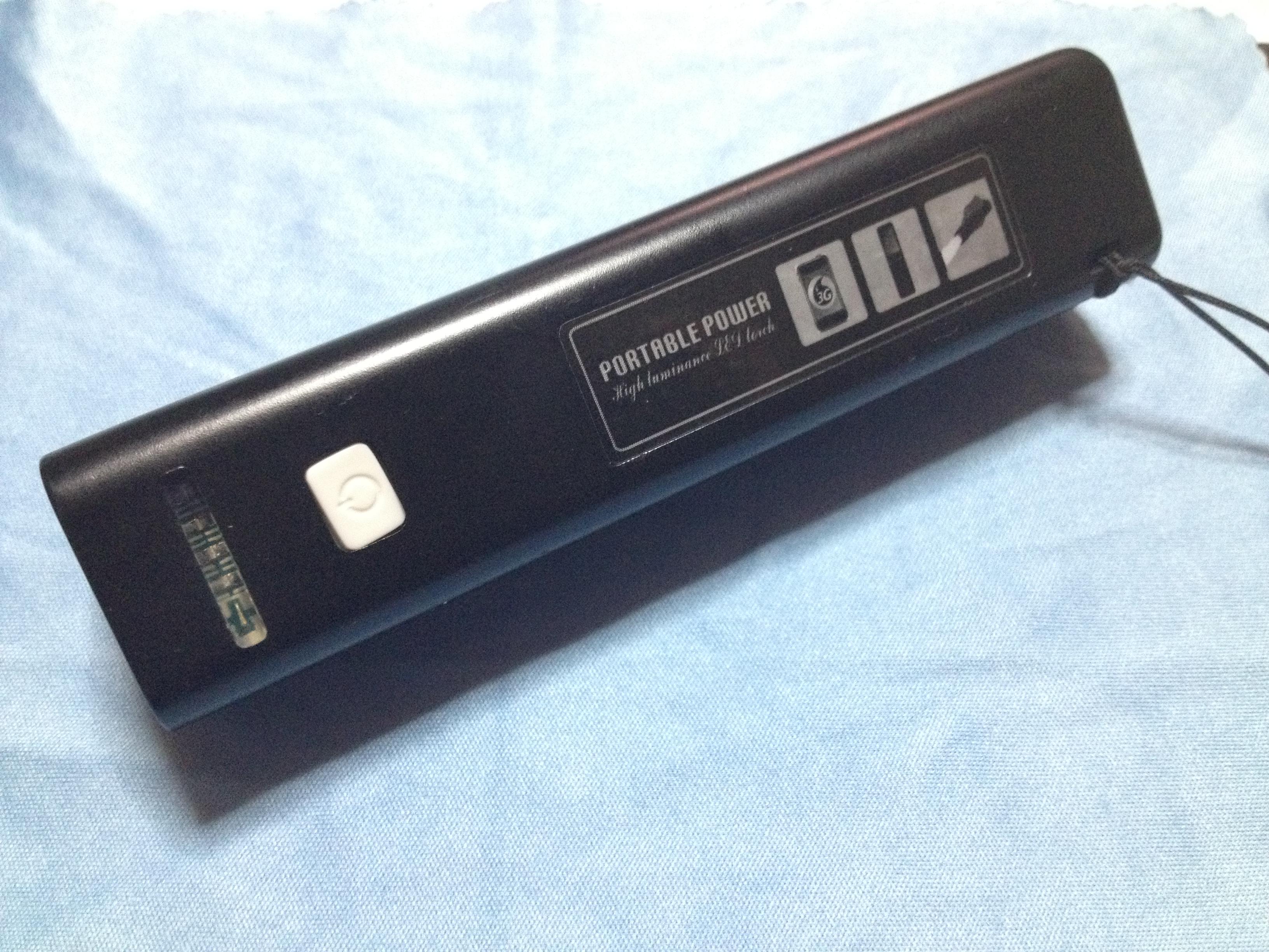 あきばおーで売ってた充電式USB2200mAhリチウム充電ケース+18650付き - 瀧(TAKI,Yasushi ...
